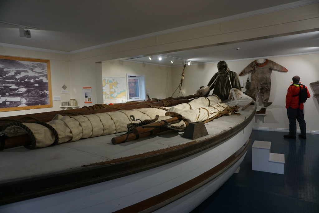 Replica of John Caird