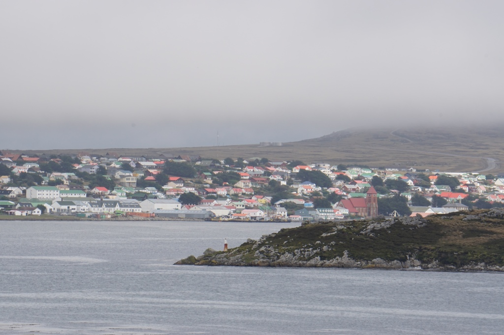 Stanley, capital of the Falkland Islands