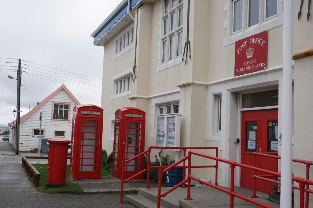Stanley post office